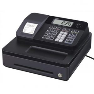 Cash register casio seg1